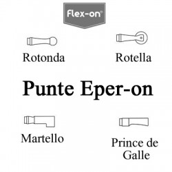 Punte per speroni Eper-on Flex-on