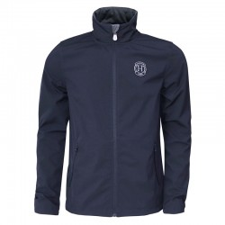 Giacca equitazione Softshell Hector Harcour Uomo